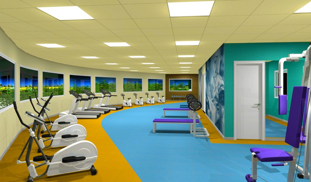 A4 19 FITNESS